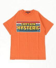 CAPTAIN HYS Tシャツ【L】オレンジ