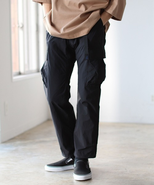 GRAMICCI × BEAMS / 別注 6Pocket Nylon Pants
