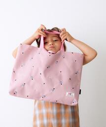 【別注】<MEI(メイ)>レッスントートコスメ柄 バッグ