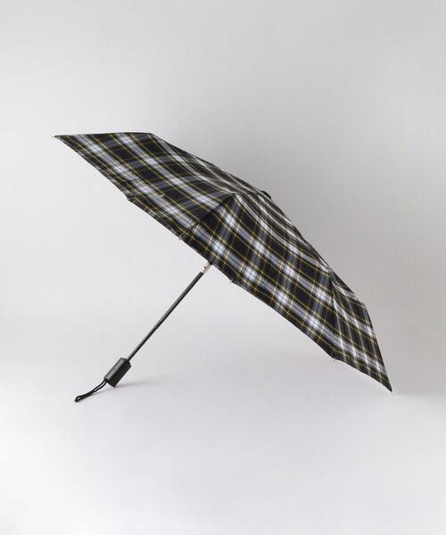 <MACKINTOSH>AYR CHECK FOLDING UMBRELLA/折りたたみ傘 Ψ
