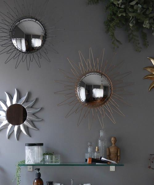 RAY wall mirror/レイ ウォール ミラー