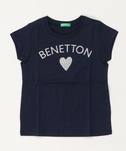 ベーシックロゴ半袖Tシャツ・カットソー