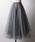 la belle Etude(ラベルエチュード)の「【LA BELLE ETUDE】【Belle vintage】デニムドッキングボリュームチュール×オーガンジースカート(スカート)」 詳細画像