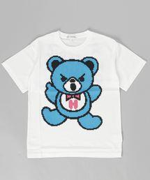 HYS BEAR pt Tシャツ【L】ホワイト