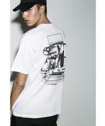 <AUGUSTINE KOFIE × monkey time> K TYPE TEE/Tシャツ