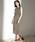 SENSE OF PLACE by URBAN RESEARCH(センスオブプレイスバイアーバンリサーチ)の「メランジニットスカート(スカート)」|カーキ