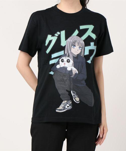 Grace Chow/グレース チョウ/アニメTシャツ