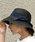 LEPSIM(レプシィム)の「ペーパーオリタタミHAT 824387(ハット)」|ブラック