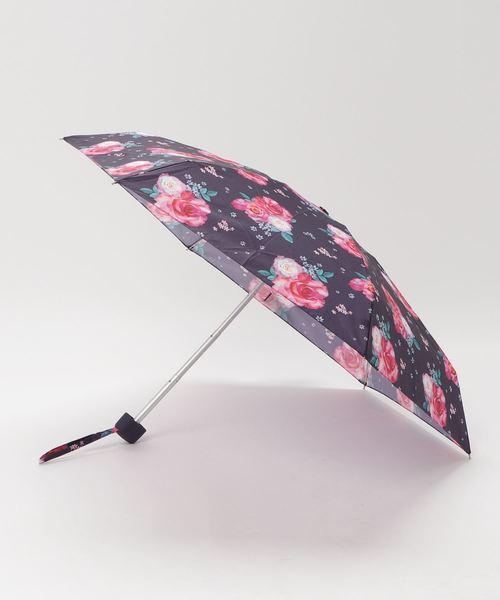 折りたたみ傘  TRIO ROSES