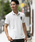 London Denim(ロンドンデニム)の「▼WEB限定【London Denimオリジナル】ライオン刺繍入り / 鹿の子 ポロシャツ(半袖)(ポロシャツ)」 ホワイト