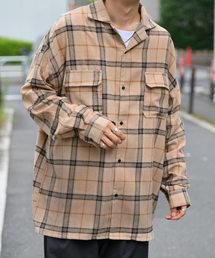 kutir(クティール)のアソートオープンカラーシャツ(シャツ/ブラウス)