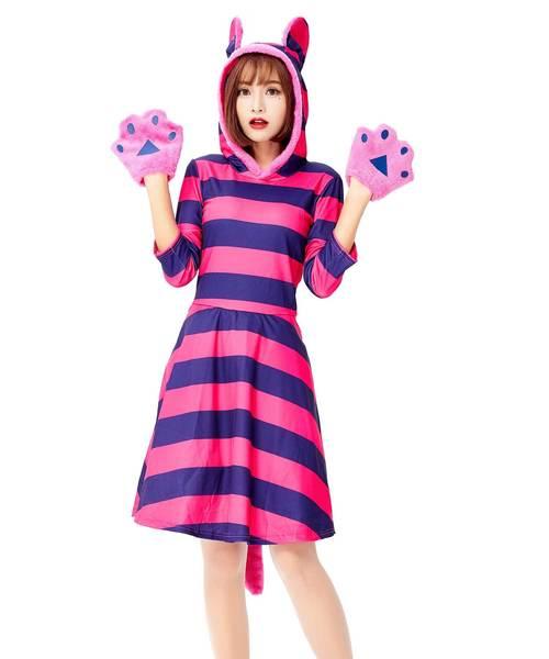 コスプレ・ハロウィン衣装/萌え猫