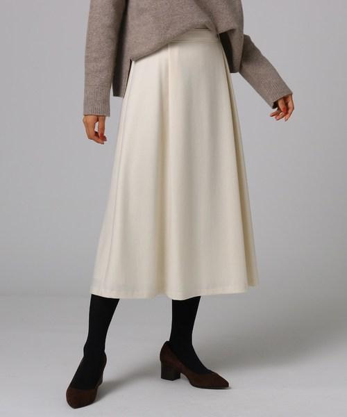 割引価格 [L]ミルドタックフレアスカート(スカート)|UNTITLED(アンタイトル)のファッション通販, オフィス文具堂:f29aa08d --- strange.getarkin.de