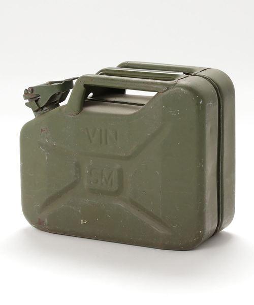 【fridge antique】Military Water Tank