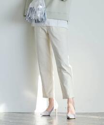 ◆SC バックサテン ベイカー パンツ