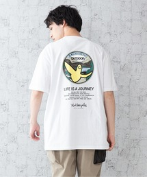 【OUTDOOR PRODUCTS × Mark Gonzales】バックプリント コラボTシャツその他1