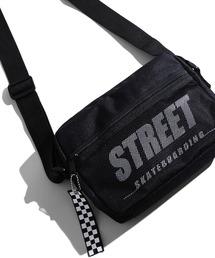 WEGO(ウィゴー)の「WEGO/STREETメッシュポケットショルダー