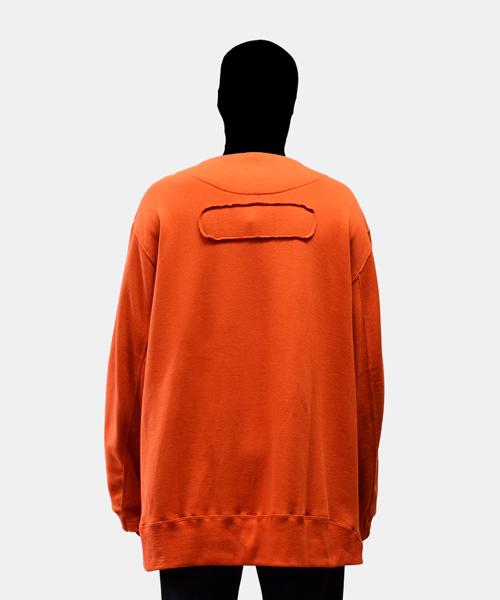 【VOAAOV】 pullover sweat trainer 3