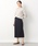 LEPSIM(レプシィム)の「リブロングナロースカート 825796(スカート)」|詳細画像