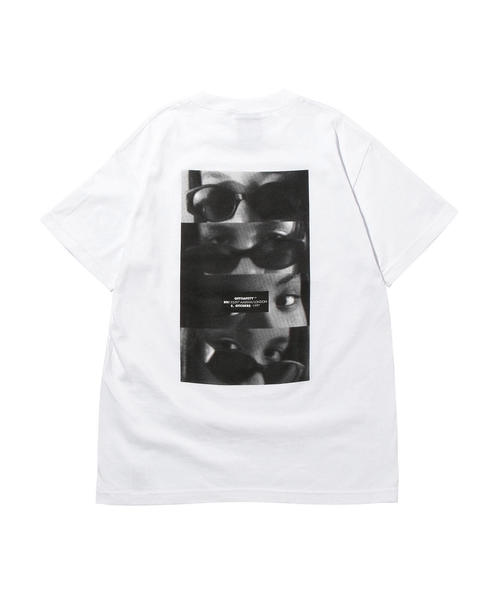 <OFF SAFETY> THESE EYES Tee/Tシャツ