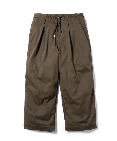 2019年秋冬新作 2Tuck Wide Pants(スラックス)|68&BROTHERS(シックスティエイトアンドブラザーズ)のファッション通販, HAPiNS Online Shop:7e6678c6 --- bit4mation.de