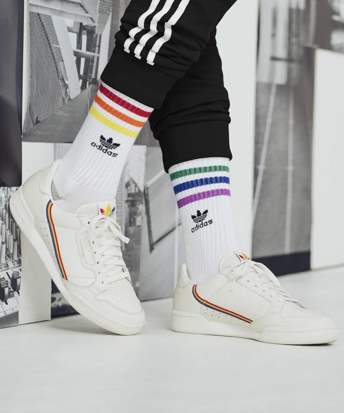 adidas(アディダス)の「コンチネンタル 80 プライド