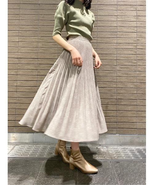 正式的 ランダムプリーツプリントスカート(スカート)|SNIDEL(スナイデル)のファッション通販, 美の国:1cb602c4 --- wiratourjogja.com
