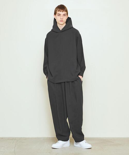 UNITED ARROWS & SONS by DAISUKE OBANA �T 1P WIDE PANTS