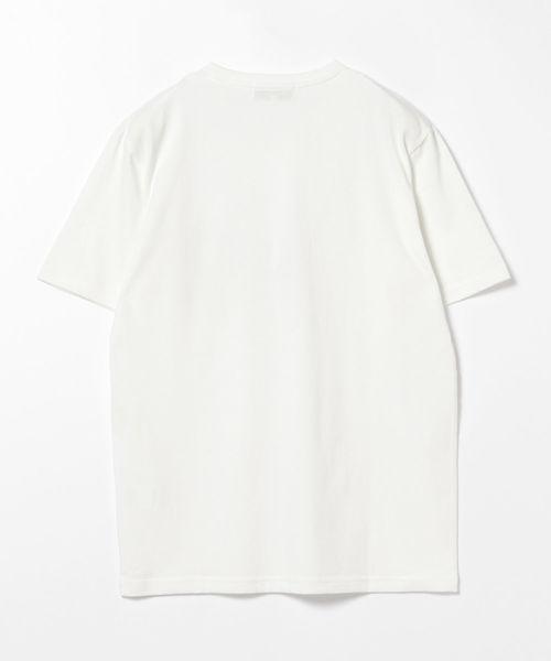 ビーミング by ビームス / コーデュロイ ポケット Tシャツ