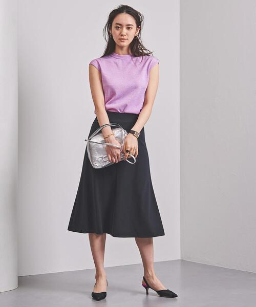 UBCS カラー セミフレアスカート
