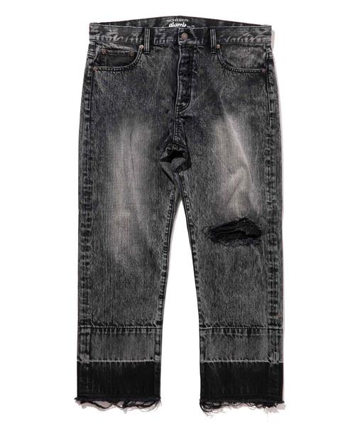 人気が高い 【セール】Elmy/ cropped denim denim/ cropped エルミークロップドデニム(デニムパンツ)|glamb(グラム)のファッション通販, 工具屋のプロ:facf1703 --- blog.buypower.ng