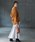 CRAFT STANDARD BOUTIQUE(クラフトスタンダードブティック)の「抜け衿ニットプルオーバー〇*(ニット/セーター)」 詳細画像