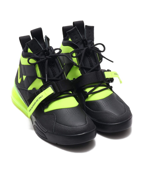 separation shoes 924b9 6ca19 NIKE(ナイキ)の「NIKE AIR FORCE 270 UTILITY (BLACK VOLT)