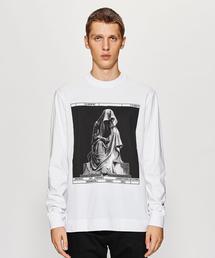 <NOMENKLATURA STUDIO> STATUES LSL T/Tシャツ