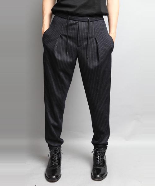 【メール便不可】 【セール】STRIPE 1TACK EASY EASY セール,SALE,ato PANTS(パンツ) 1TACK|ato(アトウ)のファッション通販, サントウグン:6e0649a8 --- pyme.pe