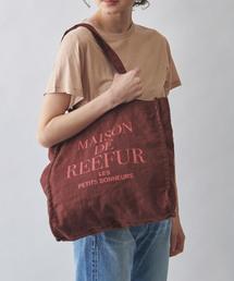 MAISON DE REEFUR(メゾンドリーファー)のリネン トートバッグ M(トートバッグ)