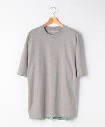 [ホワイトマウンテニアリング]SC★WM ウラ チェック Tシャツ