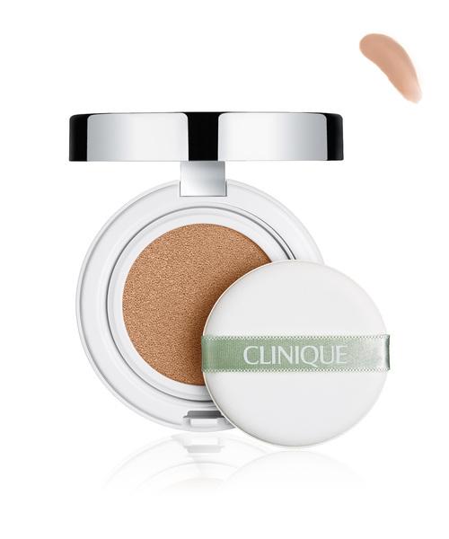 CLINIQUE(クリニーク)の「クリニーク イーブン ベター ブライトニング クッション コンパクト 33 ※医薬部外品(ケース付) (66 トゥルー ベージュ)(ファンデーション)」|ベージュ系その他