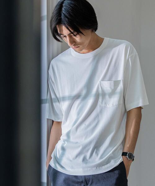 [ すずしい Tシャツ ] SC キシリトール COOL クルーネック Tシャツ カットソー