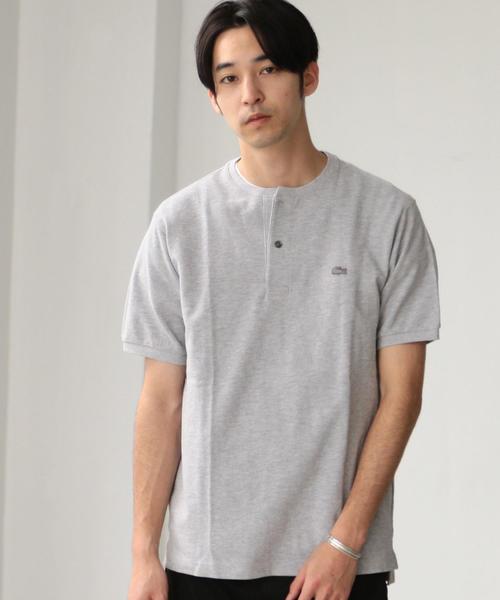 [ラコステ] SC LACOSTE カノコ HENRRY Tシャツ