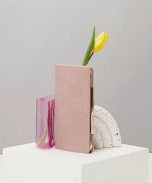TOPKAPI(トプカピ)のLUCIA[ルチア]イタリアンレザー・リザード型押し・がま口長財布(財布)