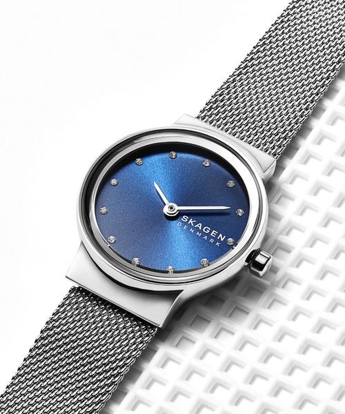 SKAGEN(スカーゲン)の「FREJA SKW2920(アナログ腕時計)」|シルバー