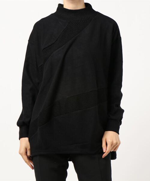 gomme(ゴム)の「ウォームリッチ スパイラルT(Tシャツ/カットソー)」|詳細画像