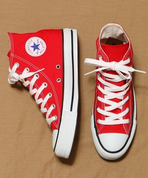 CONVERSE ALL STAR HI (RED)