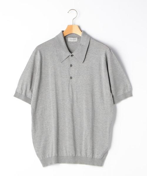 [ジョン スメドレー]★JOHN SMEDLEY ISIS ポロシャツ