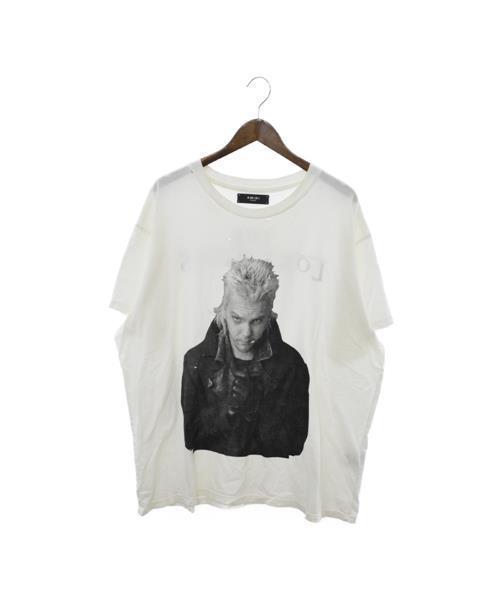 激安の 【ブランド古着】ロストボーイズポートレイトダメージ加工フォトプリントTシャツ(Tシャツ/カットソー)|AMIRI(アミリ)のファッション通販 - USED, 市原市:48c44987 --- gnadenfels.de