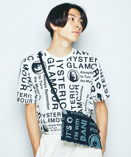 国内初の直営店 CIRCLE HYSTERIC HEAD総柄 Tシャツ(Tシャツ HEAD総柄/カットソー) HYSTERIC GLAMOUR(ヒステリックグラマー)のファッション通販, CODE STYLE:cd1adb40 --- blog.buypower.ng