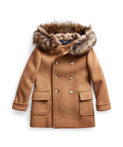 最大の割引 フェイクファートリム LAUREN ウールブレンド コート(その他アウター) ウールブレンド RALPH|Polo Ralph Lauren Childrenswear(ポロラルフローレンチャイルドウェア)のファッション通販, パーツランドBANZAI:e1263fe3 --- pyme.pe