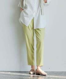 ◆CFC T/R ドロスト タック イージー パンツ <34-44サイズ>