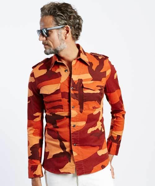 お気に入り original big camo uguale 1 army shirt army [roppongihills store limited] (シャツ/ブラウス)|1 piu 1 uguale 3(ウノピゥウノウグァーレトレ)のファッション通販, クロマツナイチョウ:554d4f70 --- munich-airport-memories.de
